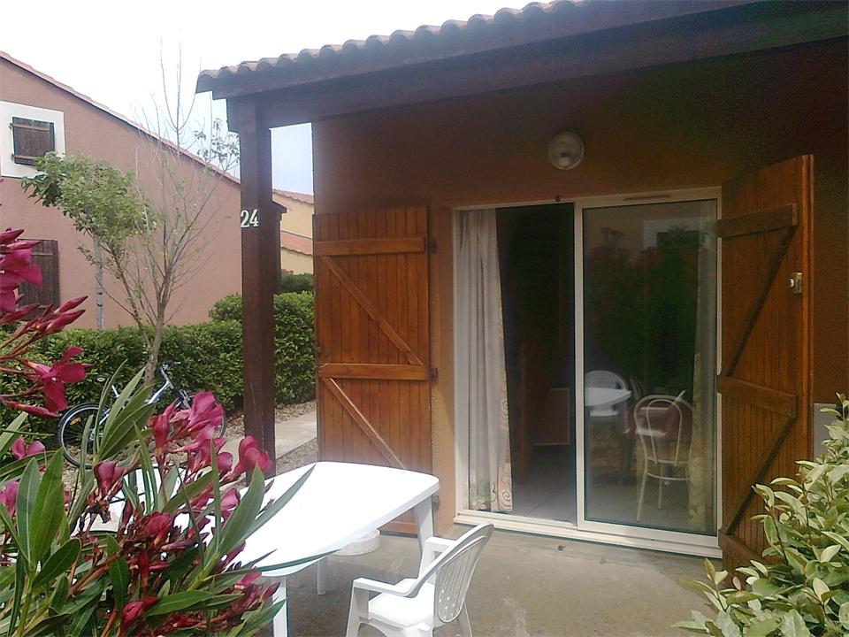 Location de vacances Maison Narbonne plage (11100)
