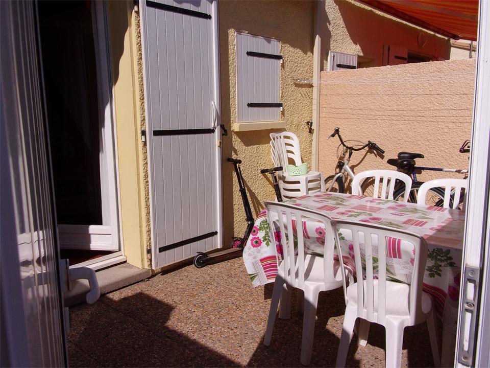Location de vacances Maison St pierre la mer (11560)
