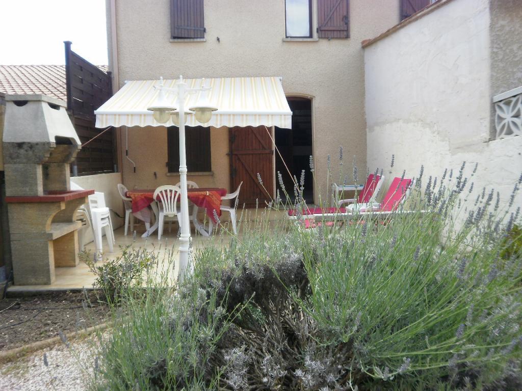 Location de vacances Villa St pierre la mer (11560)