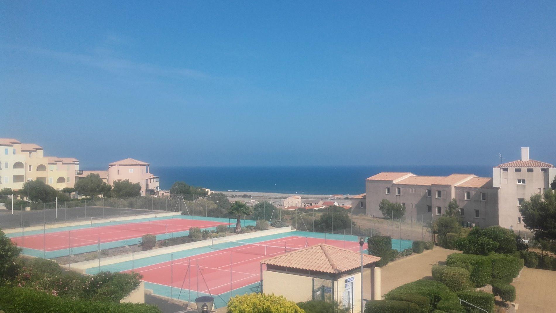 Location de vacances Appartement St pierre la mer (11560)